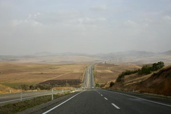 E90, near Karandere