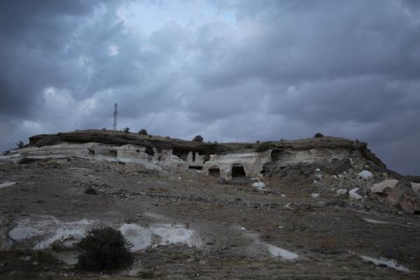 cave in Gülşehir